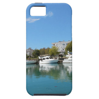 Yachts in Turkey iPhone 5 Covers