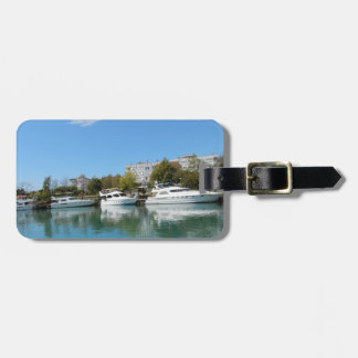 Yachts in Turkey Luggage Tag