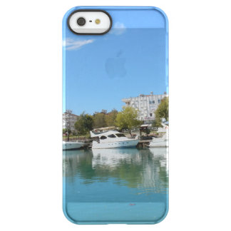 Yachts in Turkey Permafrost® iPhone SE/5/5s Case