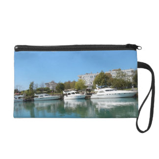 Yachts in Turkey Wristlet