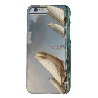 Yachts Rounding the Mark Barely There iPhone 6 Case