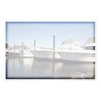 Yachts Stationary Stationery Paper