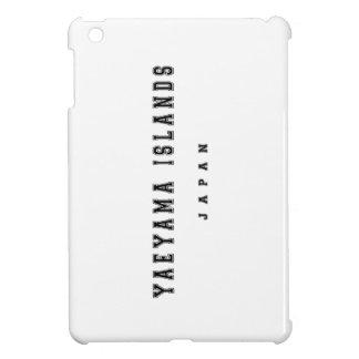 Yaeyama Islands Japan iPad Mini Cover