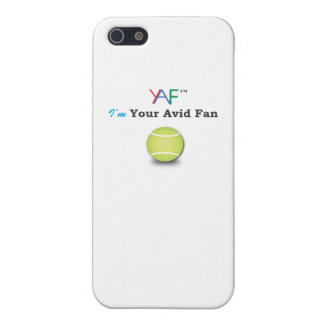YAF Tennis iPhone 5 Cases