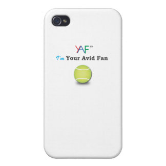 YAF Tennis iPhone 4/4S Covers