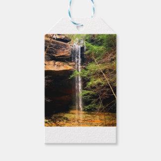 Yahoo Falls, Big South Fork Kentucky Gift Tags