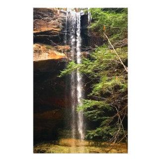 Yahoo Falls, Big South Fork Kentucky Stationery