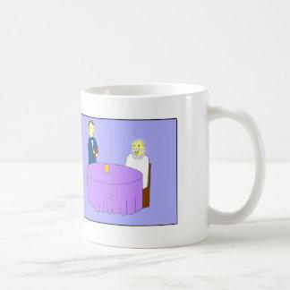 Yahweh's Delicious Creation 2 Basic White Mug