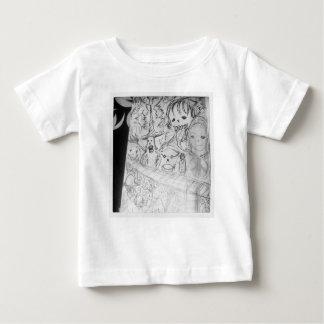 yaie monster manga anime baby T-Shirt