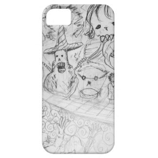 yaie monster manga anime barely there iPhone 5 case