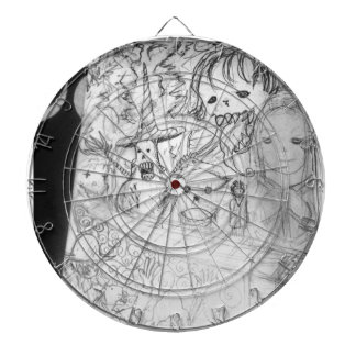 yaie monster manga anime dartboard
