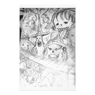 yaie monster manga anime stationery