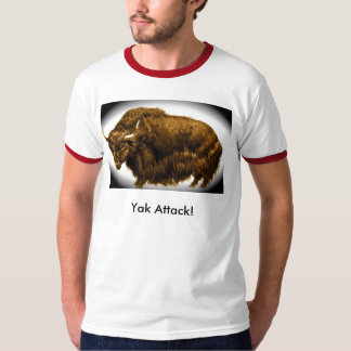 Yak Attack! T-Shirt