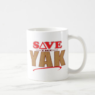 Yak Save Coffee Mug