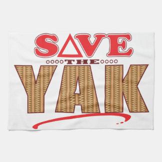 Yak Save Kitchen Towels