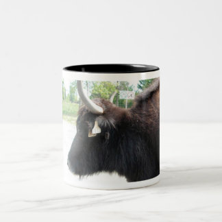 yak Two-Tone coffee mug
