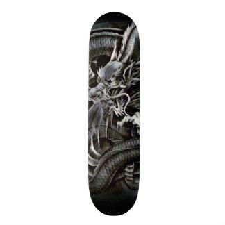 Yakuza Death Dragon Element Custom Pro Park Board 20 Cm Skateboard Deck