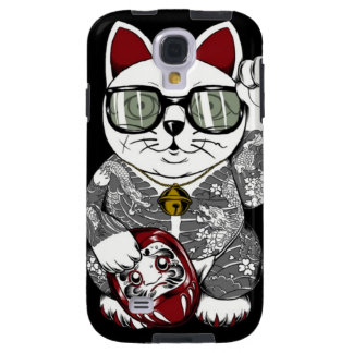 Yakuza Neko Galaxy S4 Case