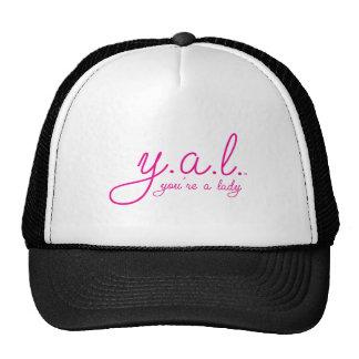 YAL - You're a Lady™ Cap