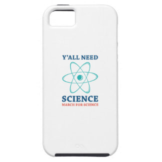 Y'all Need Science Tough iPhone 5 Case