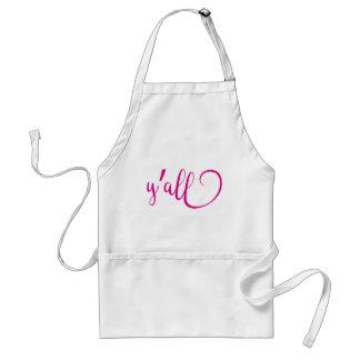 y'all standard apron