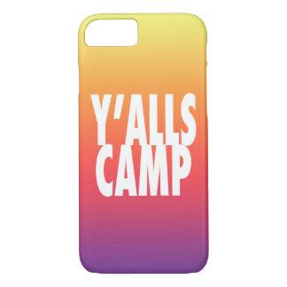 Y'alls Camp Phone Case