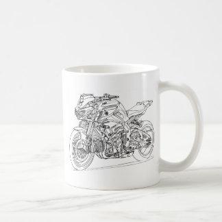 Yam FZ10 2017 Coffee Mug