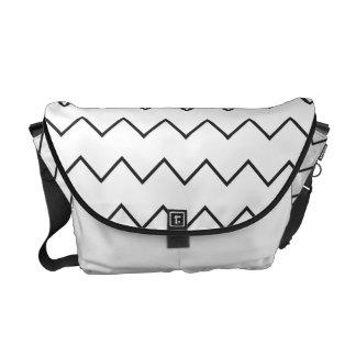 Yamajimon Japanese Pattern Messenger Bag B