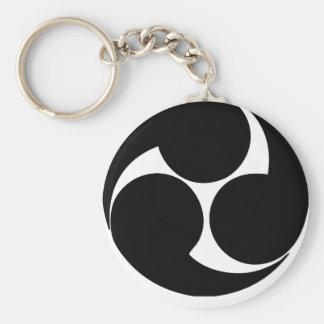 YAMAMOTO kamon Key Ring