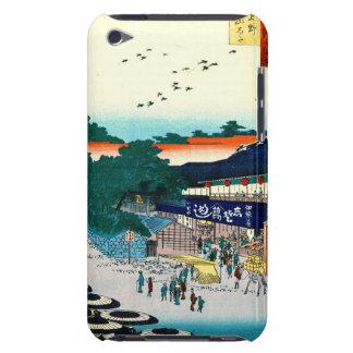 Yamashita Market 1858 Barely There iPod Cases
