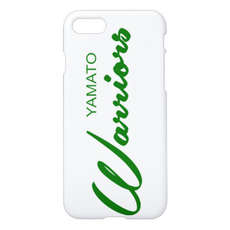 Yamato High School Japan Warriors iPhone 8/7 Case