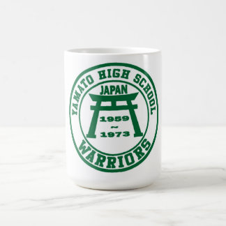 Yamato High School Warriors Coffee Mug
