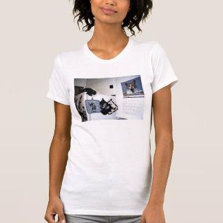 Yancy And The Calendar Cat Tshirt