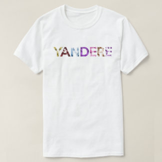 Yandere Anime Manga Shirt