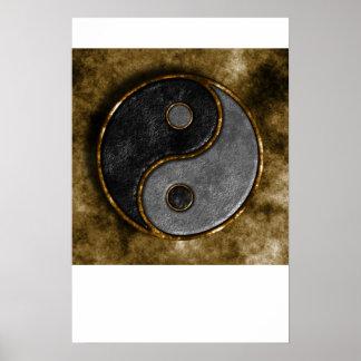 Yang and Yin Poster
