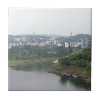 Yangtze River Small Square Tile