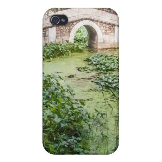 Yangyun Courtyard Bridge iPhone 4/4S Covers