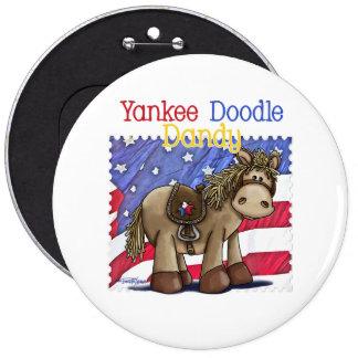 Yankee Doodle Dandy Button