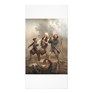 Yankee Doodle Dandy collector photo card