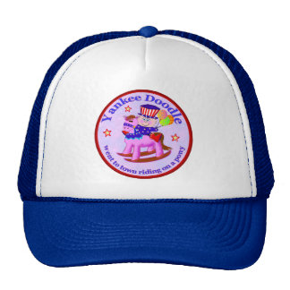 Yankee Doodle Dandy Hats