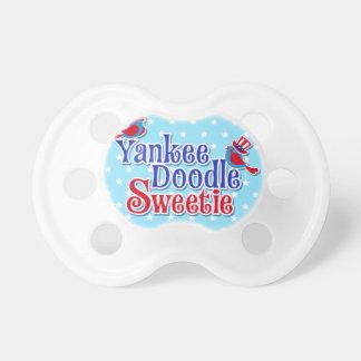 yankee doodle sweetie pacifier