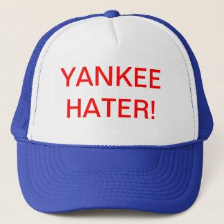 YANKEE HATER TRUCKER HAT