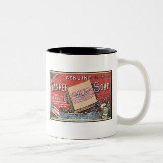 Yankee Soap Two-Tone Mug
