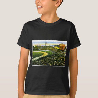 Yankee Stadium, Bronx, New York Vintage Post Card T-Shirt