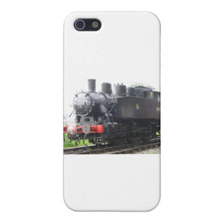 Yankee Tank steam train Covers For iPhone 5