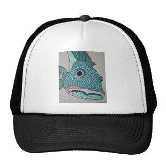Yao Ling Cod Trucker Hat