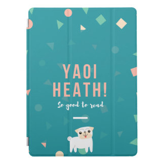 Yaoi Heath Ipad Case iPad Pro Cover
