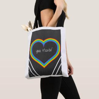 Yaoi Heath Tote Bag
