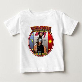 Yaqui Yeome Deer Dancer design Baby T-Shirt