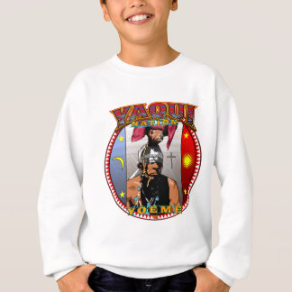 Yaqui Yeome Deer Dancer design Sweatshirt